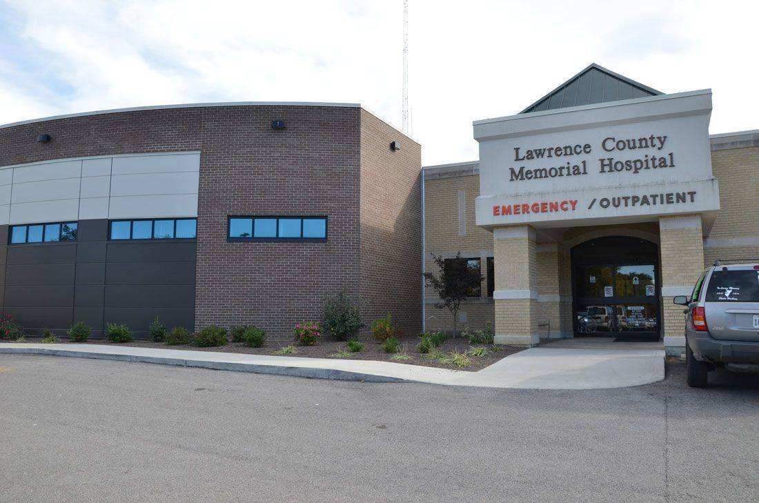 Lawrence County Memorial Hospital Outside