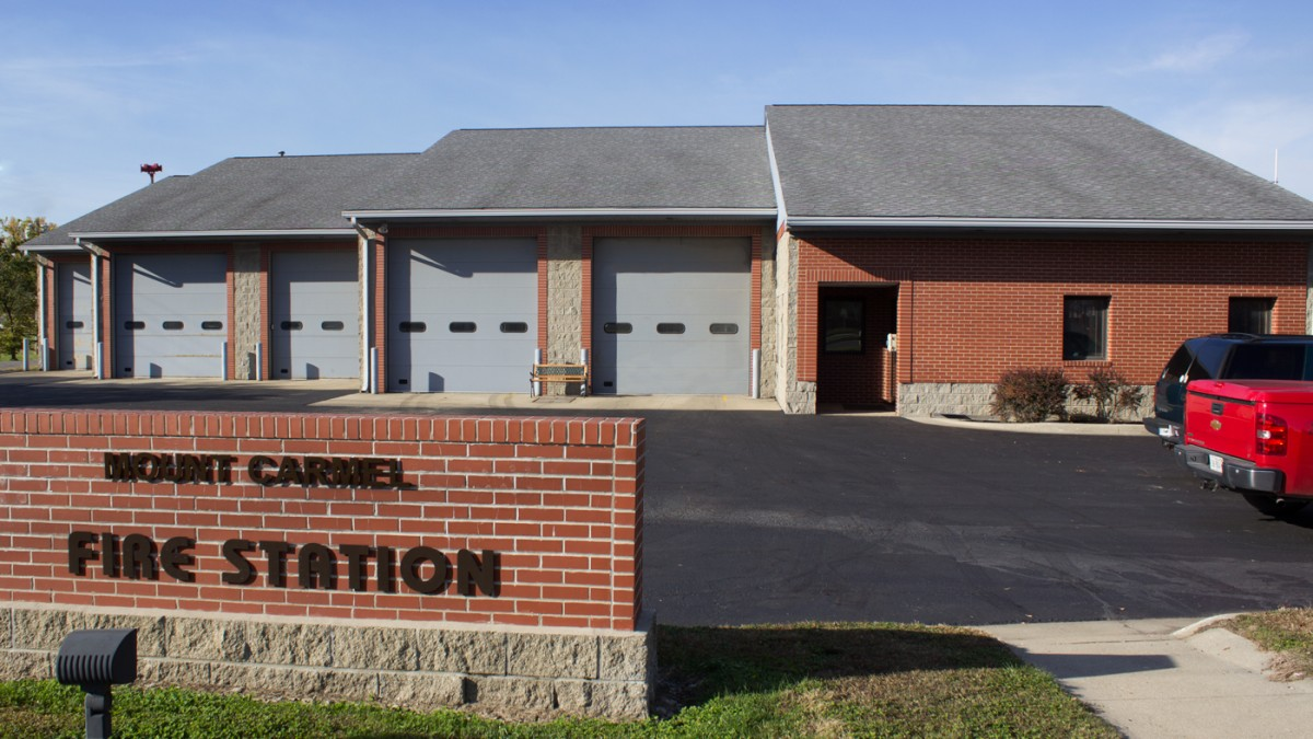 Mount Carmel Fire Station