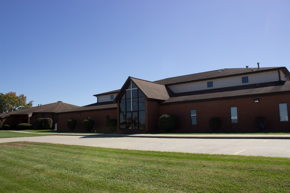 Parkview christian church addition for The parkview